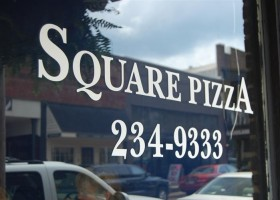 Square Pizza, Oxford MS
