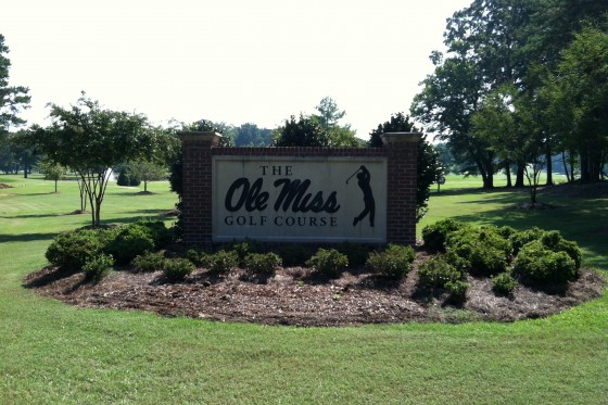Golf - Oxford MS