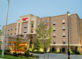 hotels in oxford ms - hampton inn
