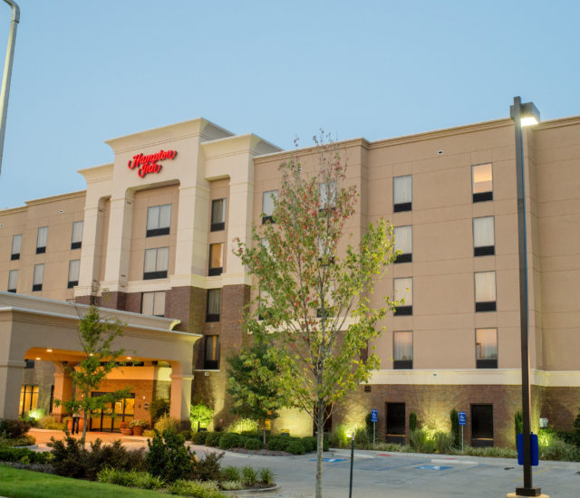 hotels in oxford ms - hampton inn