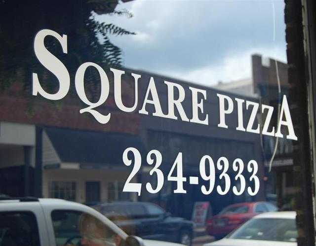 Square Pizza, Oxford MS