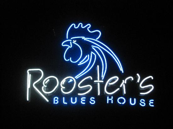 Roosters Blues House, Oxford MS